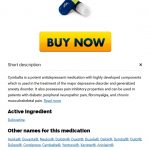 Genuine Cymbalta Online | Rx Pharmacy