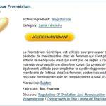 où acheter Progesterone. Achat Prometrium Medicament France