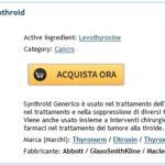 Farmacia Online Più Sicura Per Levothyroxine. Consegna in tutto il mondo (3-7 giorni). jaknapujcky.cz