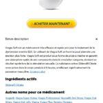 Acheter Viagra Soft – acheter de vrais Sildenafil Citrate